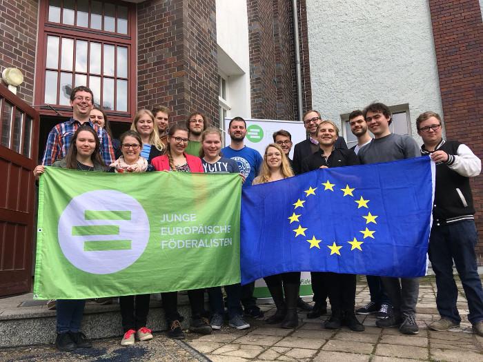 Landesversammlung 2018 fand in Magdeburg statt