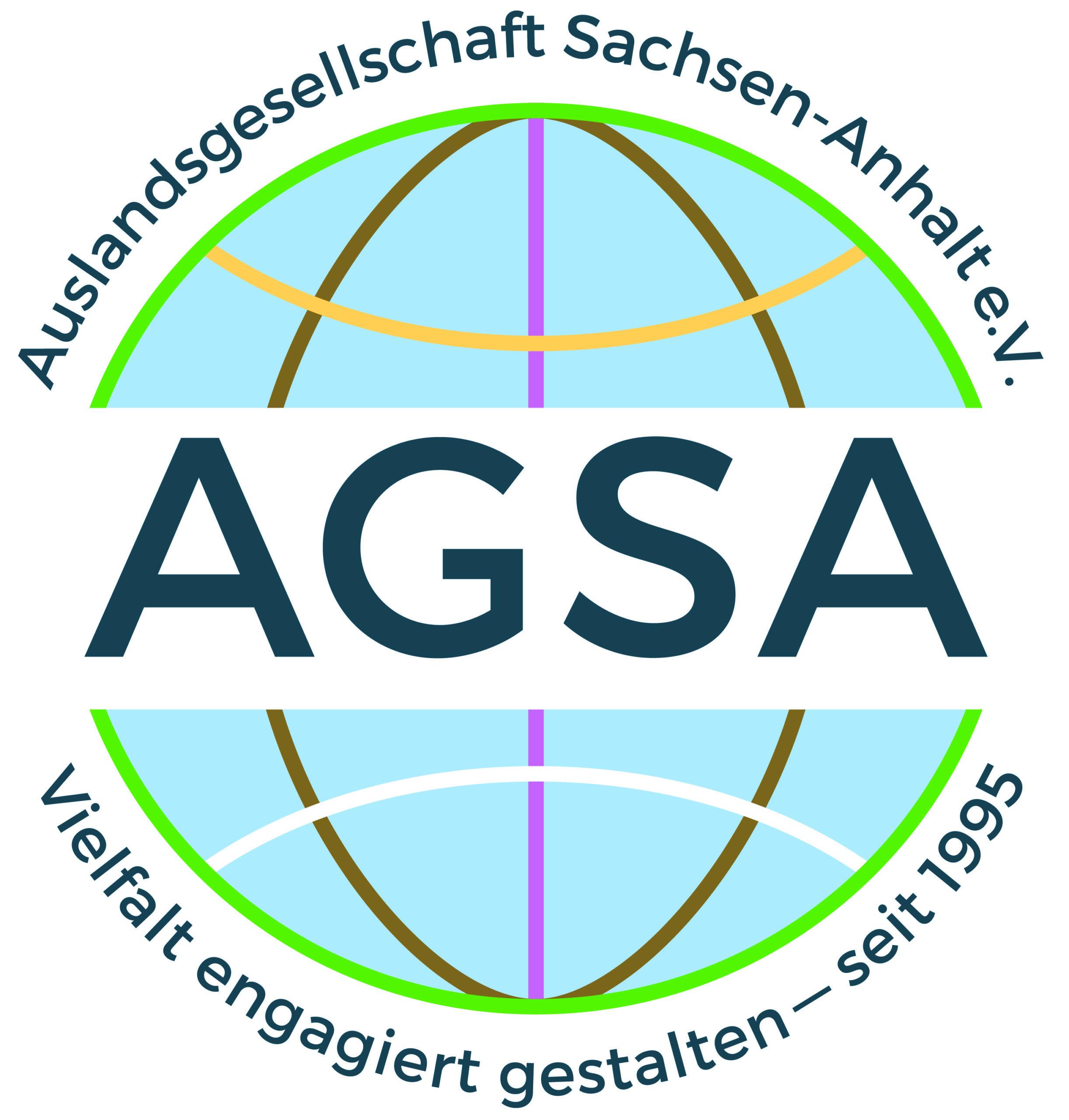 Logo AGSA e.V.